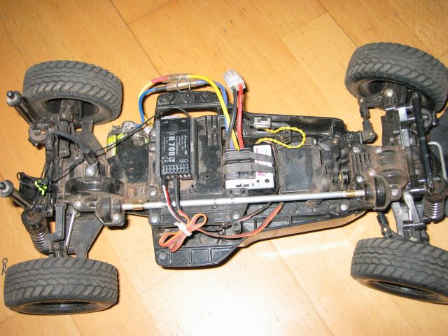 Hummer Chassis